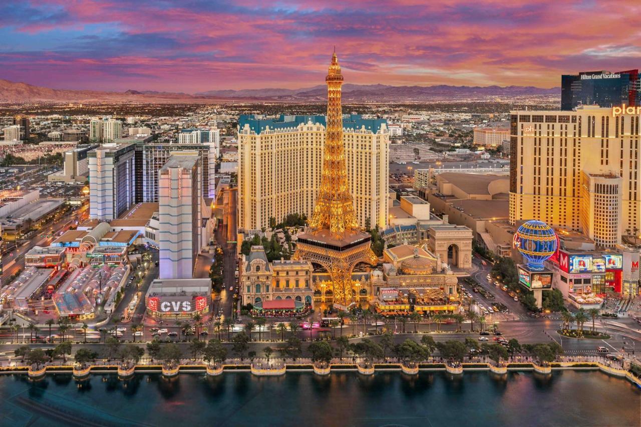 Отель Париж в Лас-Вегасе
