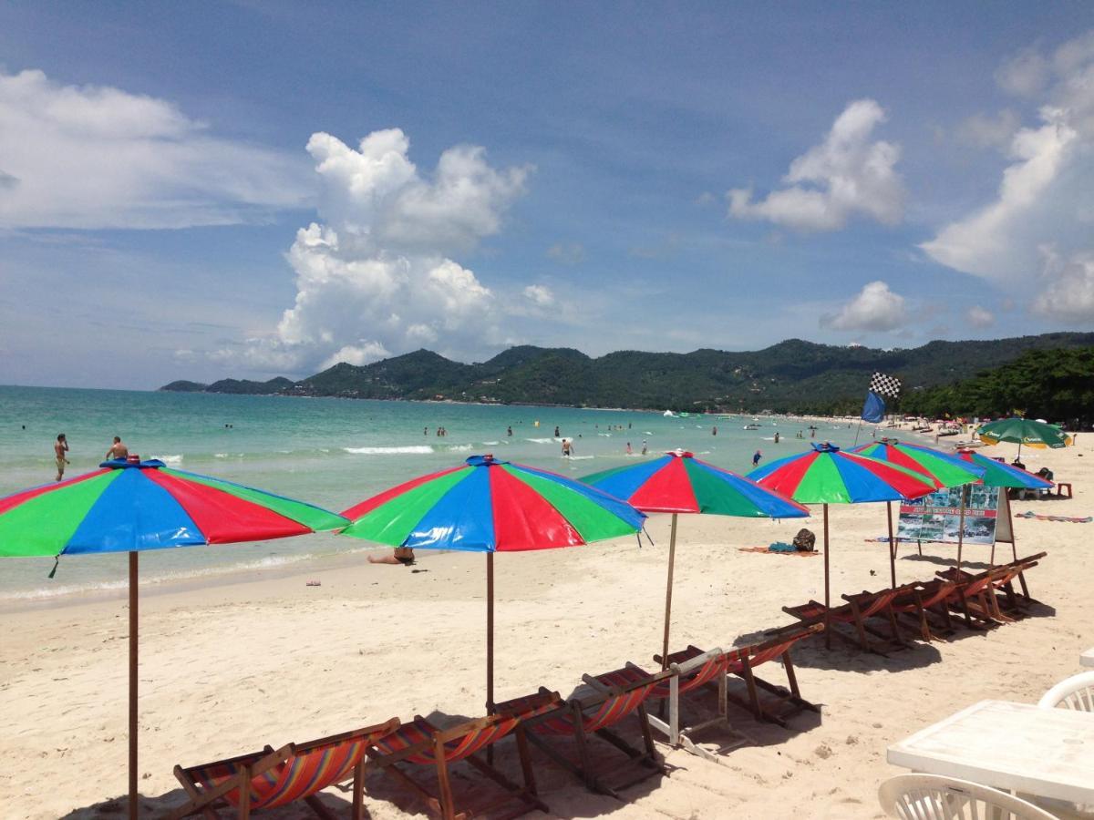 Пляж чавенг самуи отзывы