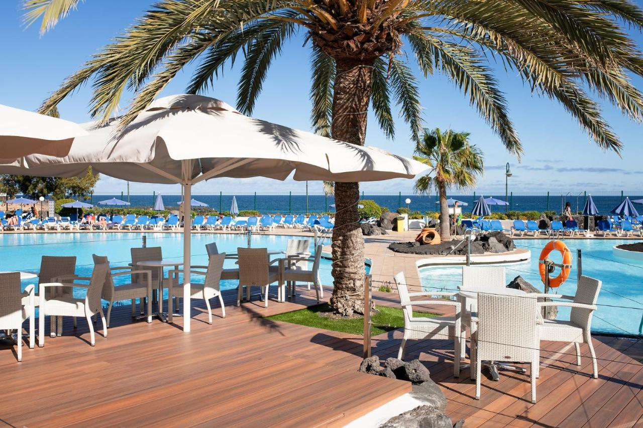 Hotel Grand Teguise Playa Spanien Costa Teguise Booking Com