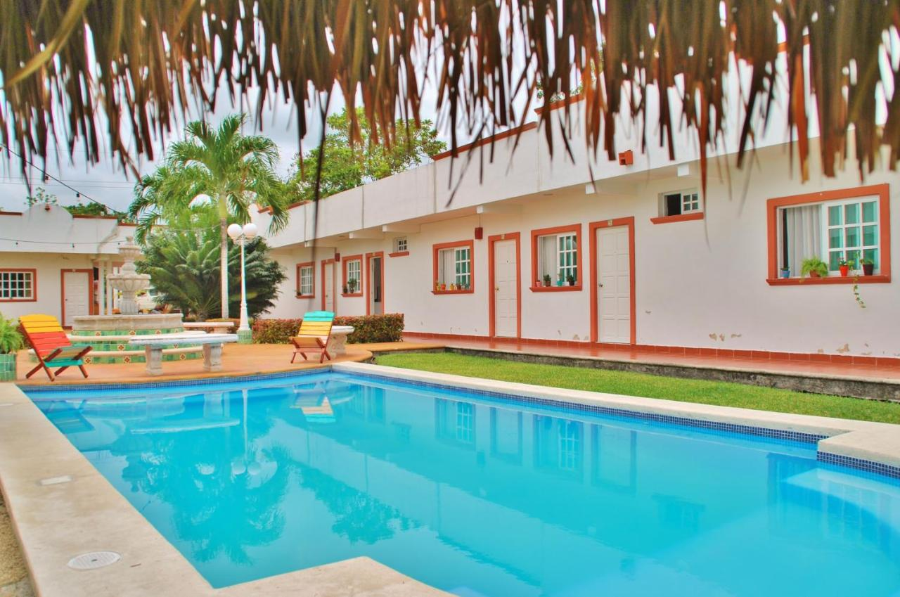Hotels In Xul-ha Quintana Roo