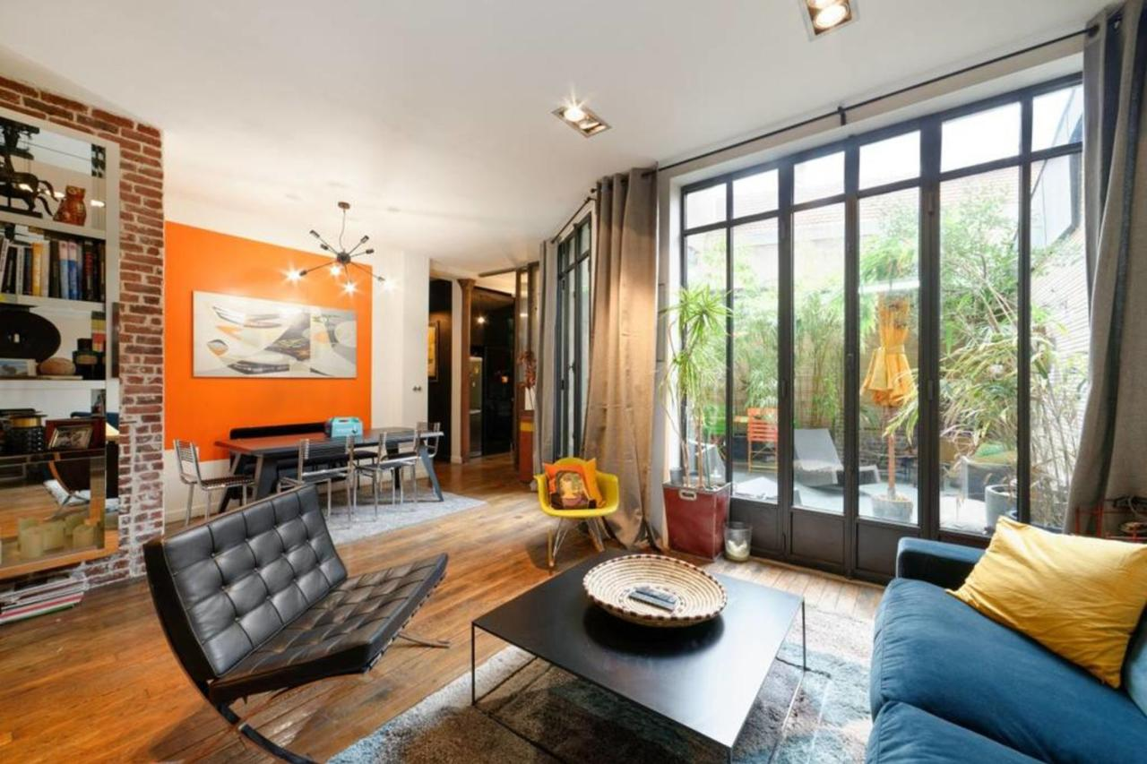 Dream loft with private patio near nation for 6p apartment paris france deals