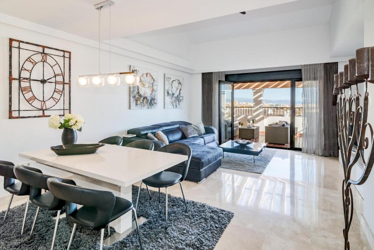 Sgc spacious penthouse san pedro marbella harga 2018 terbaru