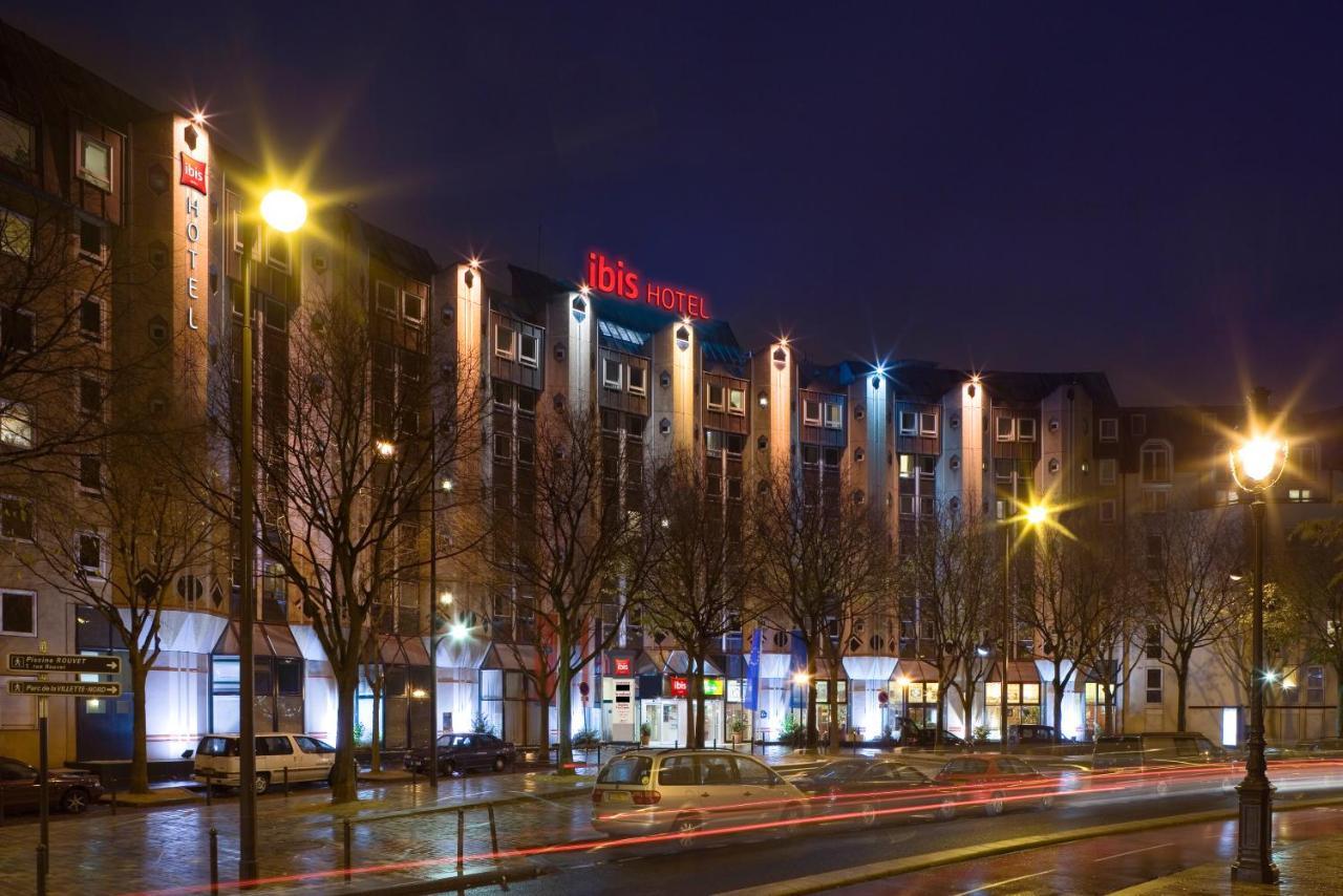 Hotel Ibis La Villette Cité Des Sciences Paris France Bookingcom - Hotel porte de la villette