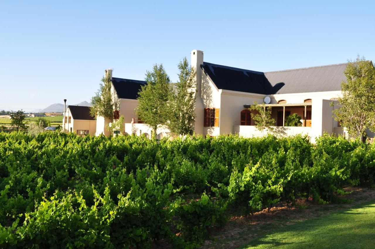 Guesthouse Le Bac Estates Paarl South Africa Booking Com