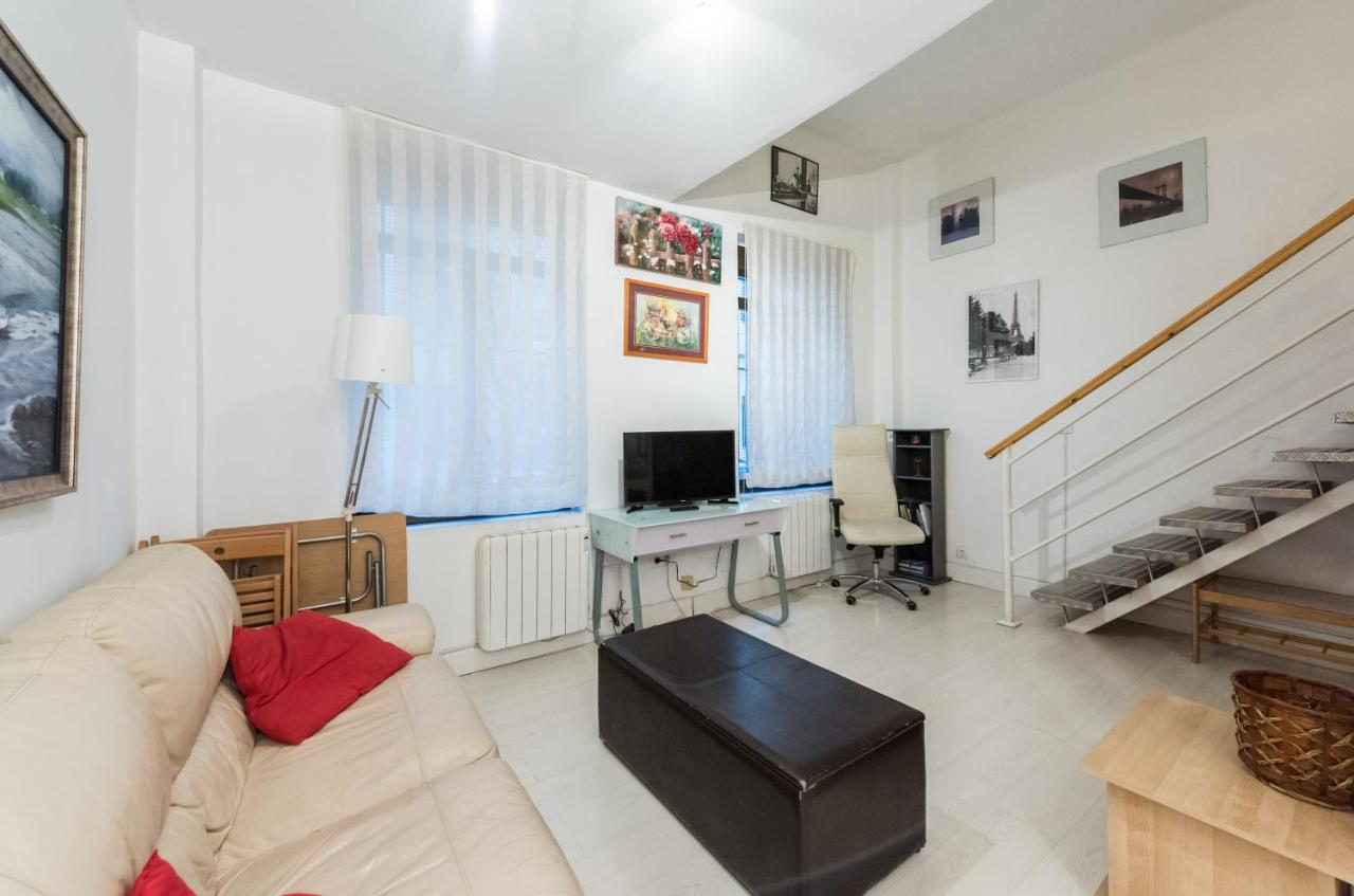 Appartement Piso en el Barrio de Salamanca (Spanje Madrid ...