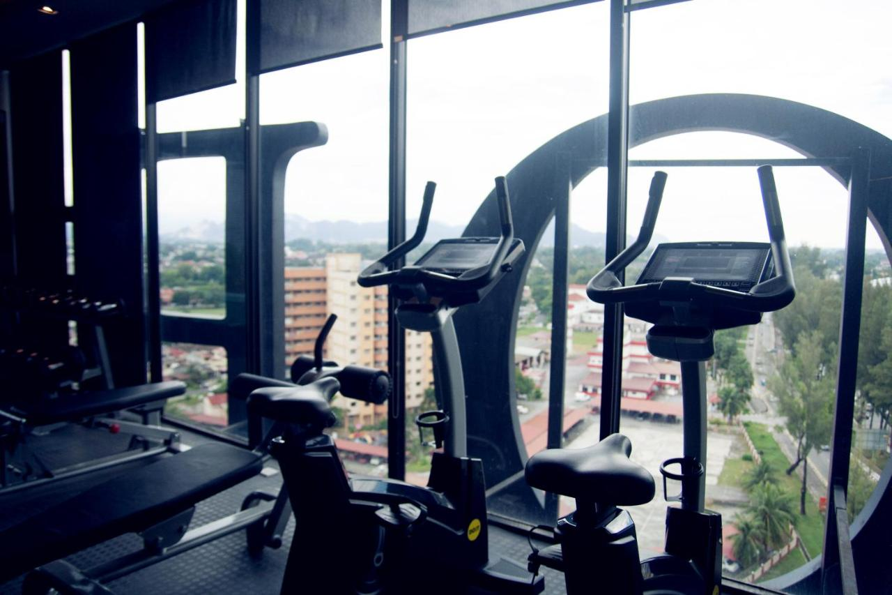 M roof hotel residences ipoh malaysia booking