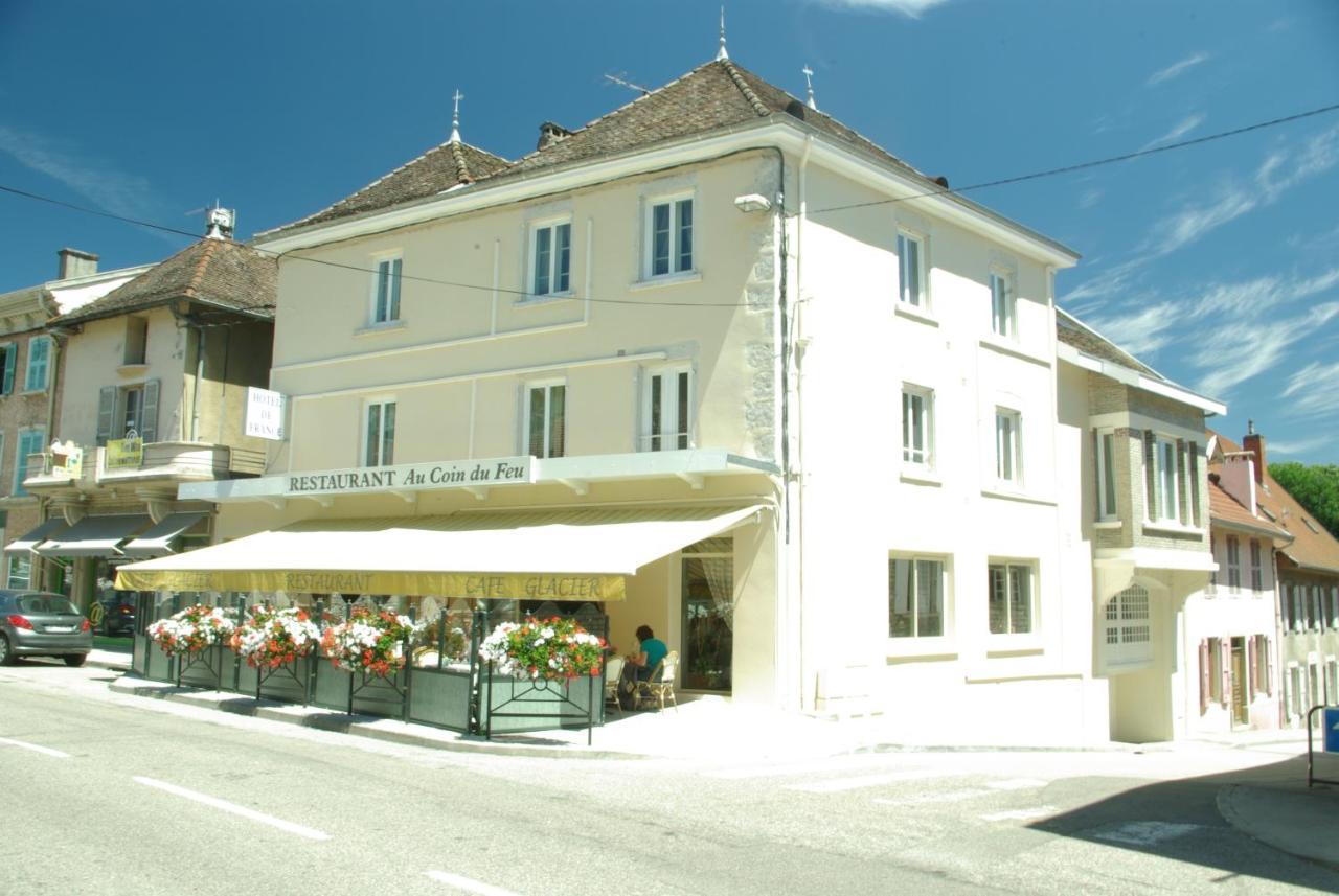 Hotels In Saint-didier-de-la-tour Rhône-alps