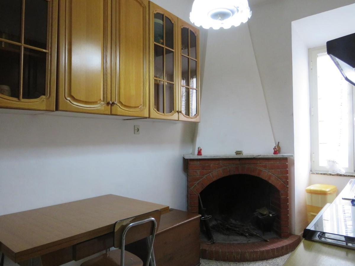 Appartement La casa sulla dolina (Italië Campoli Appennino ...