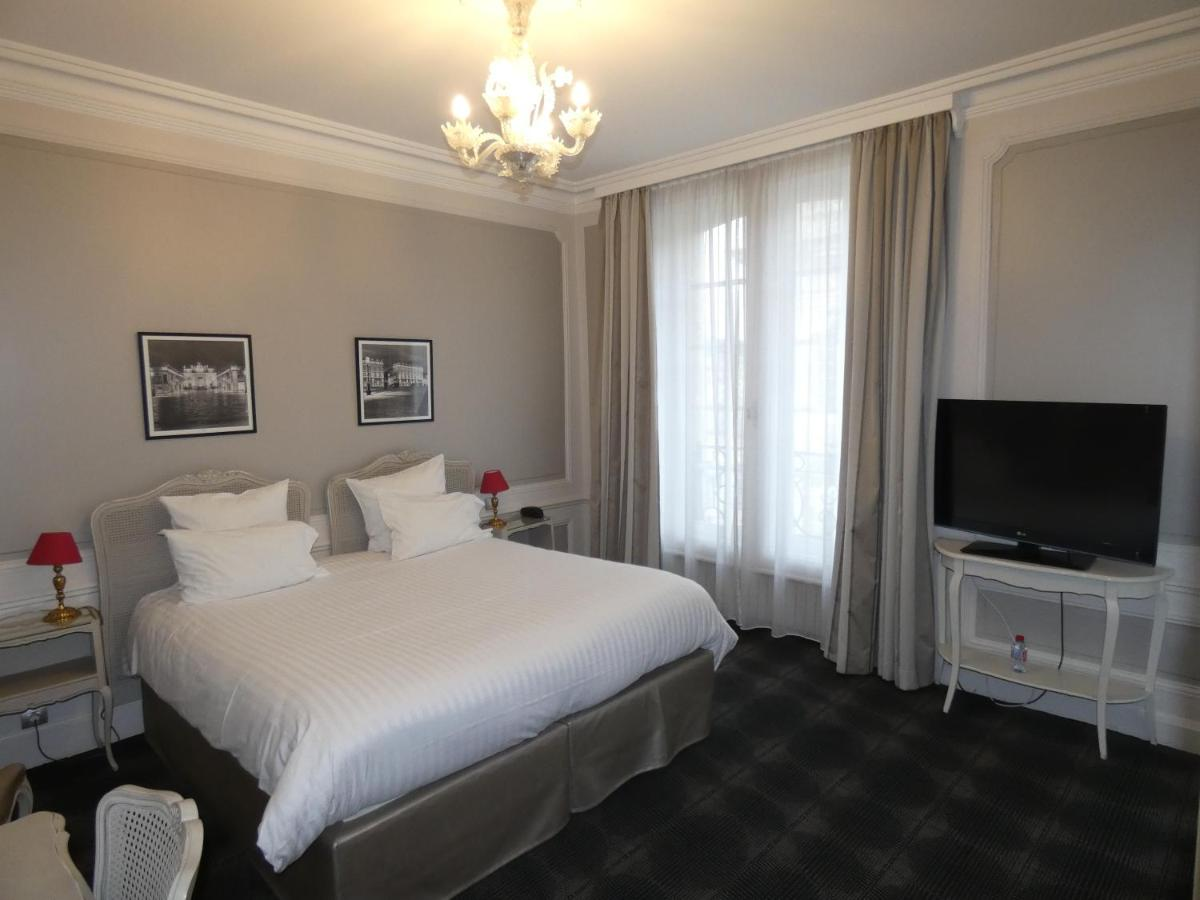 Grand Hotel De La Reine Frankreich Nancy Booking Com