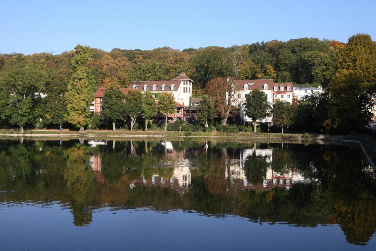 Hotels In Ville-d'avray Ile De France