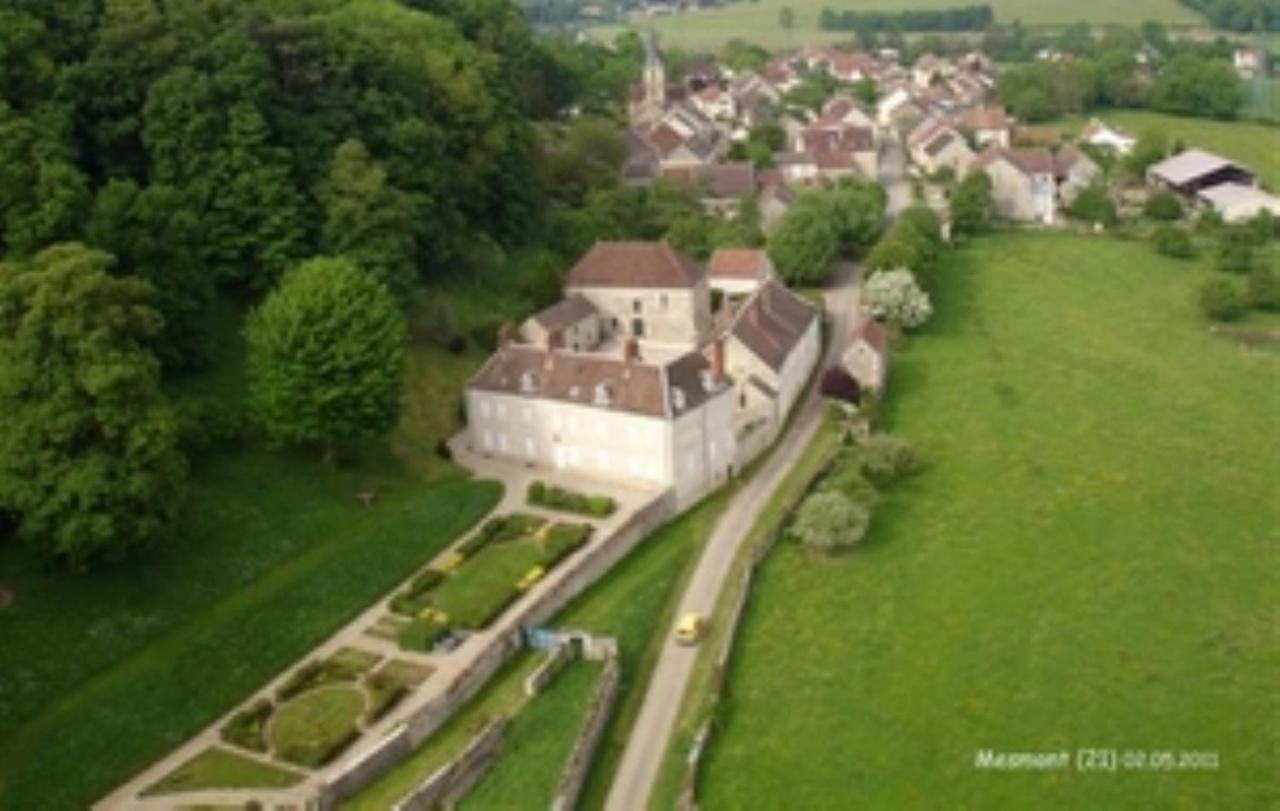 Guest Houses In Villeferry Burgundy