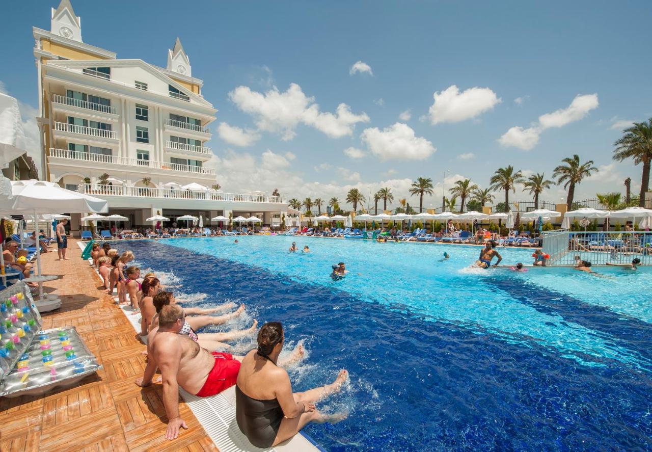 Dream World Resort Spa Side Turkey Booking Com
