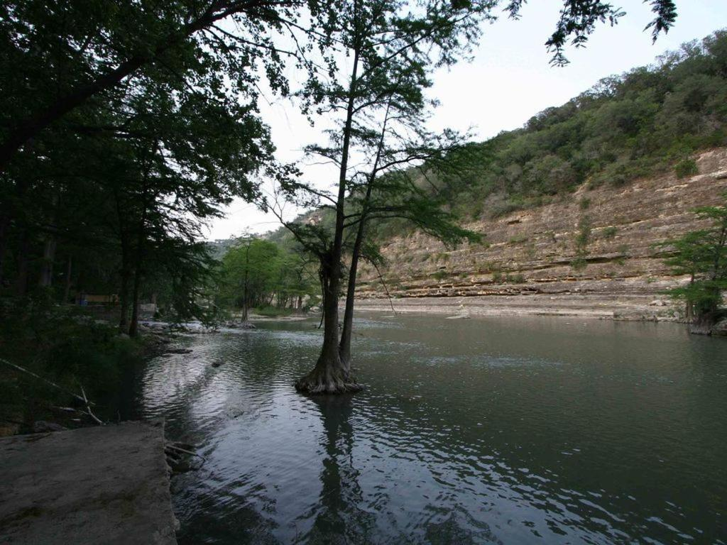 Guadalupe River Tubing Map
