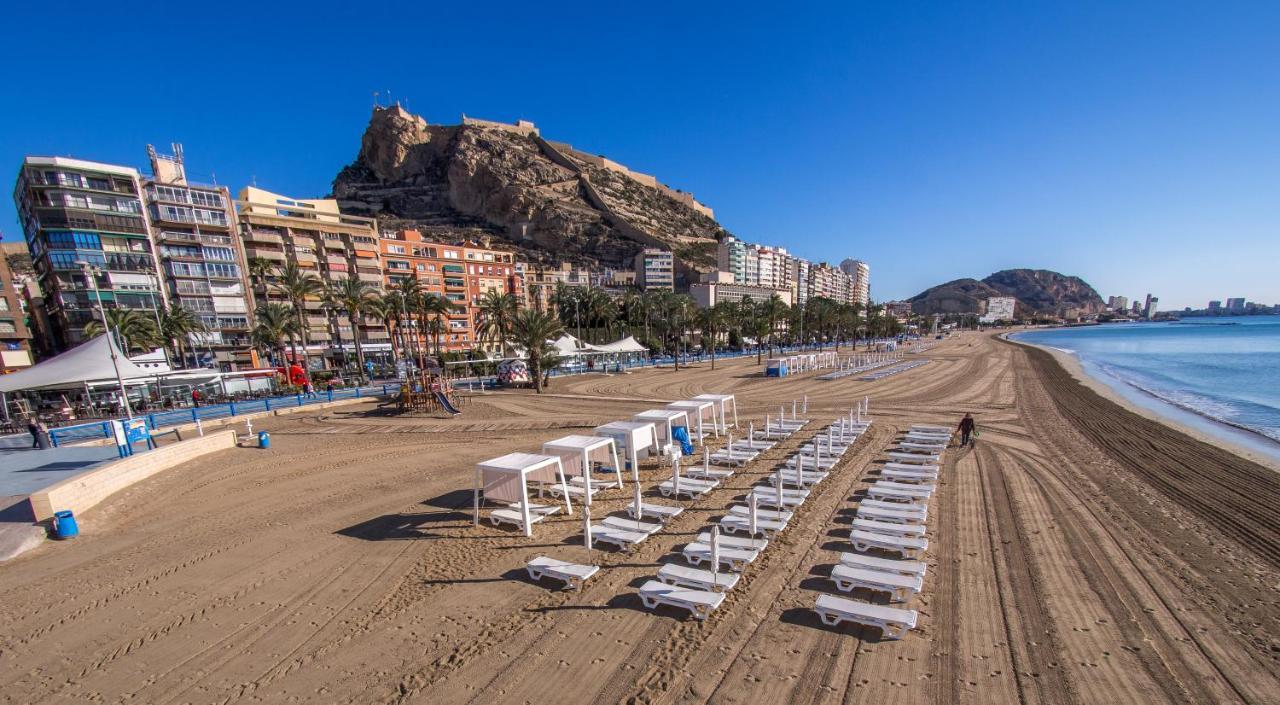 Postiguet Beach Alicante Kasa25 Best Beaches