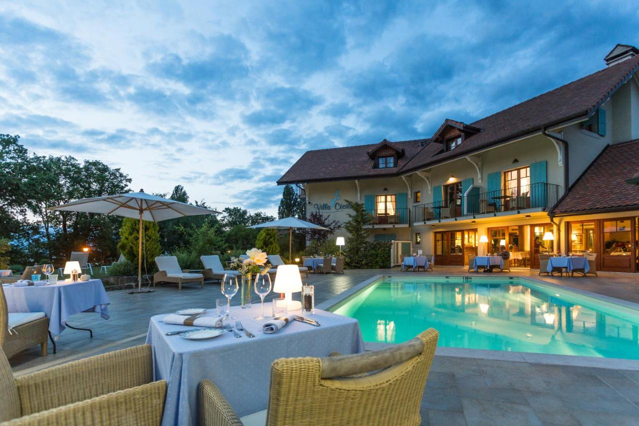 reservation hôtel yvoire