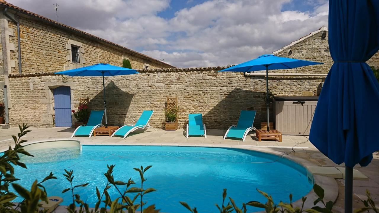 Bed And Breakfasts In Usseau Poitou-charentes