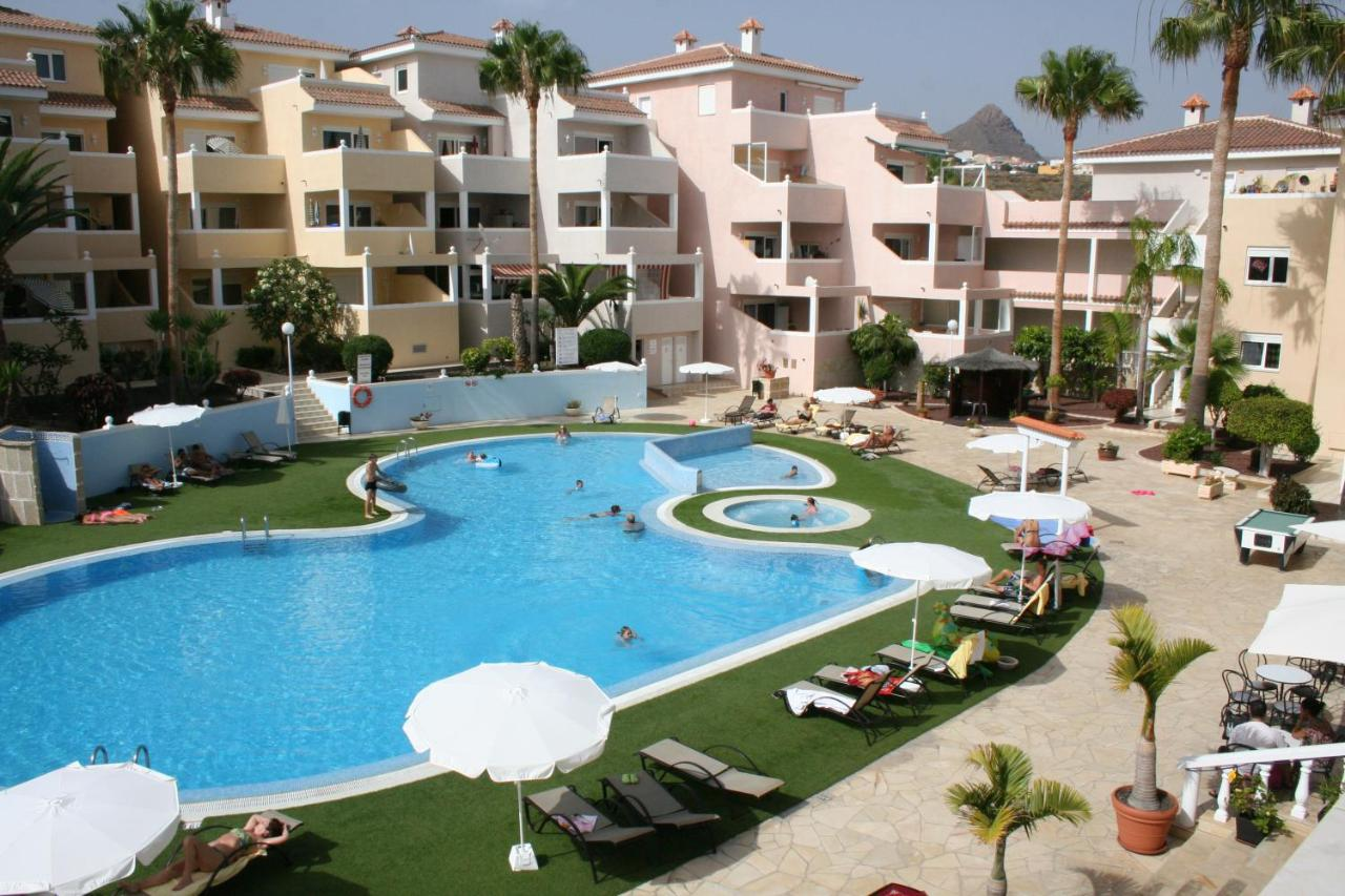 Resorts In Palm-mar Tenerife