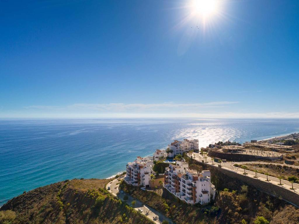 Torrox Espagne Carte.Apartment Calaceite Residencial Torrox Costa Spain