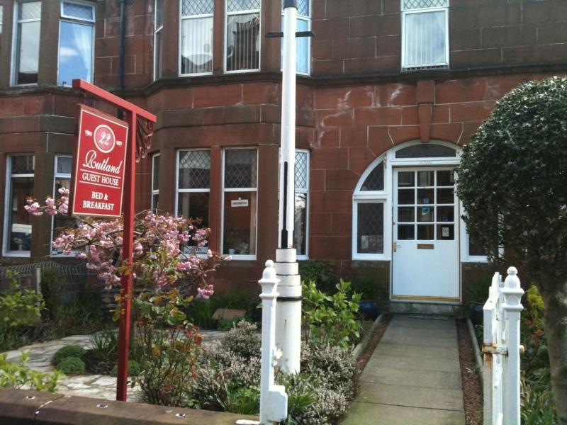 guesthouse rutland house, largs, uk booking com