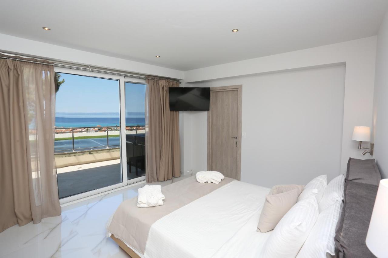 Alia Palace Luxury Hotel Griechenland Pefkochori Booking Com