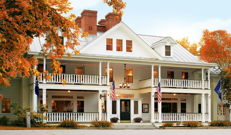 Hotels In Waitsfield Vermont