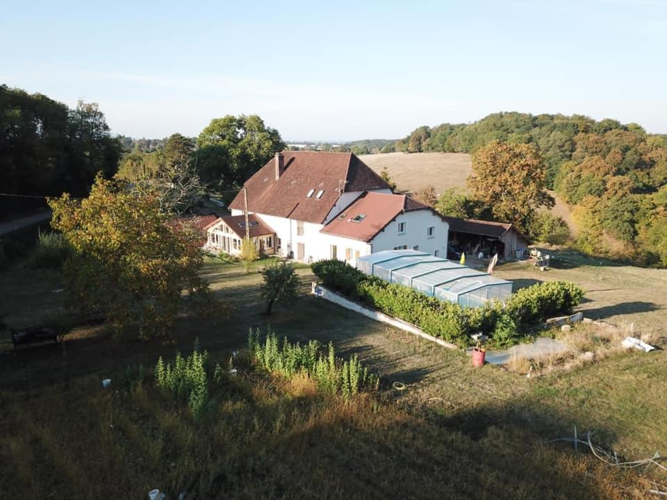 Bed And Breakfasts In Vincelles Franche-comté