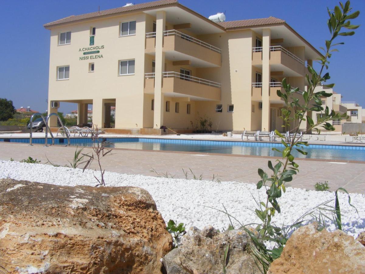 Eleana Hotel Apartments (Kıbrıs, Ayia Napa) - Yorum, açıklaması ve turist yorumları 85