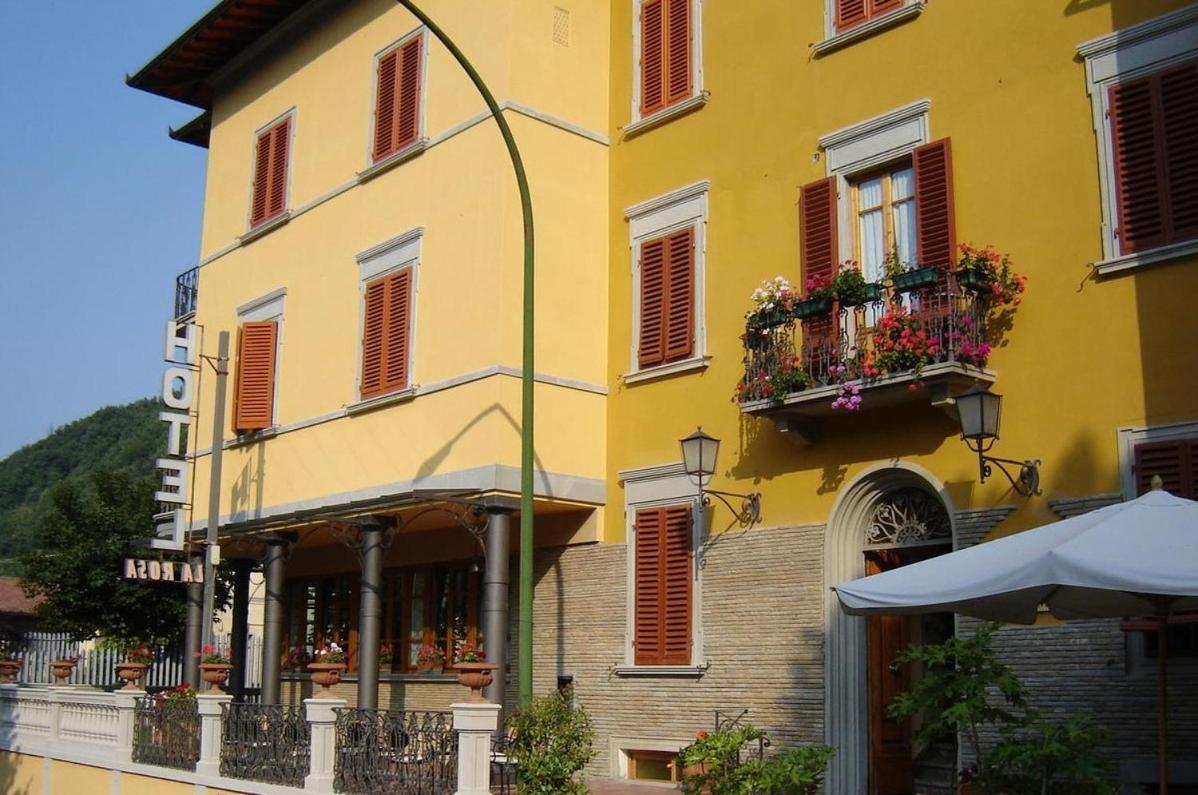 Hotels In Salecchio Tuscany