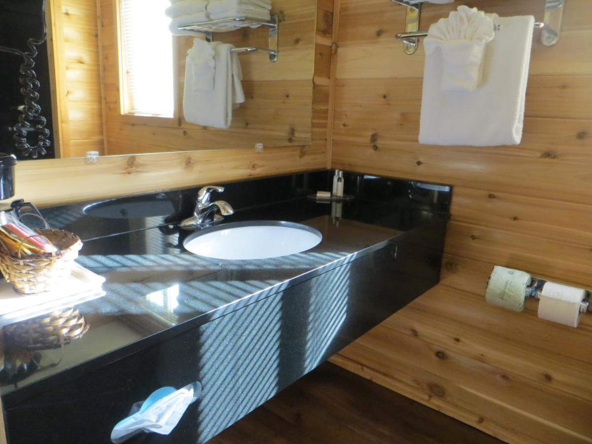 area lake city in cabin log property cabins charming cheboygan ha mackinaw huron