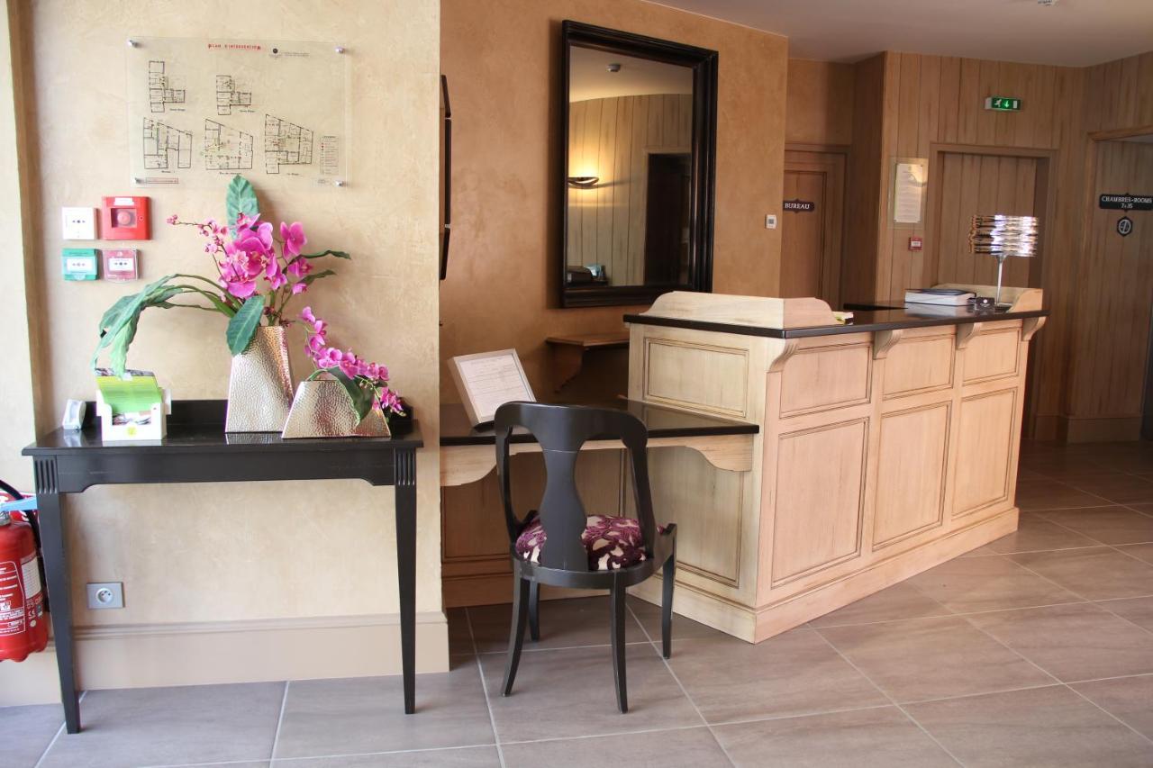 Hostellerie du forez frankreich saint galmier booking.com