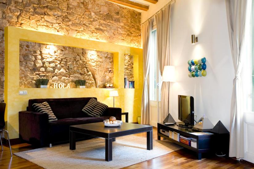 Apartment apts home deco born barcelona spain booking com