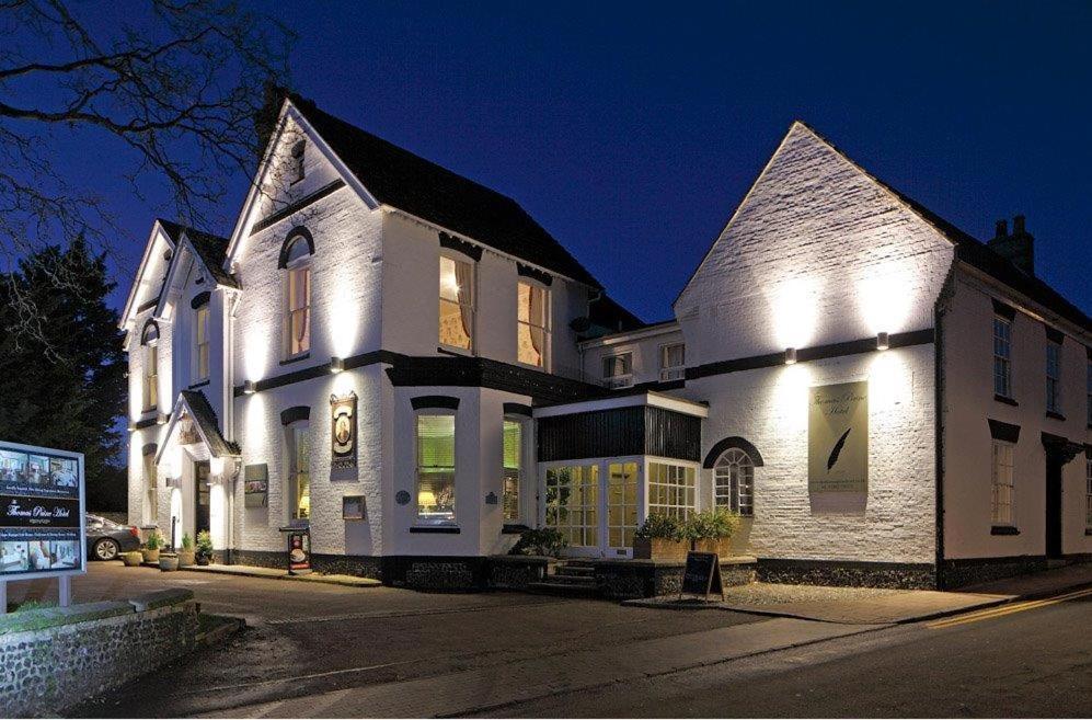 Hotels In Rushford Suffolk