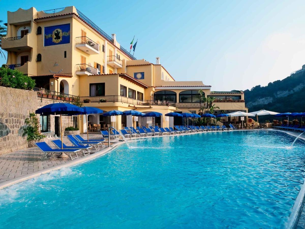 Albergo Terme San Lorenzo, Ischia, Italy - Booking.com