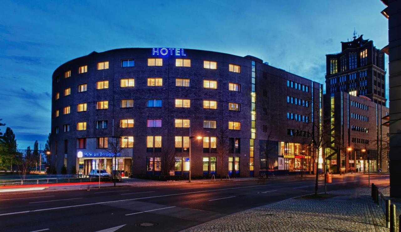 Hotel Am Borsigturm Deutschland Berlin Booking Com