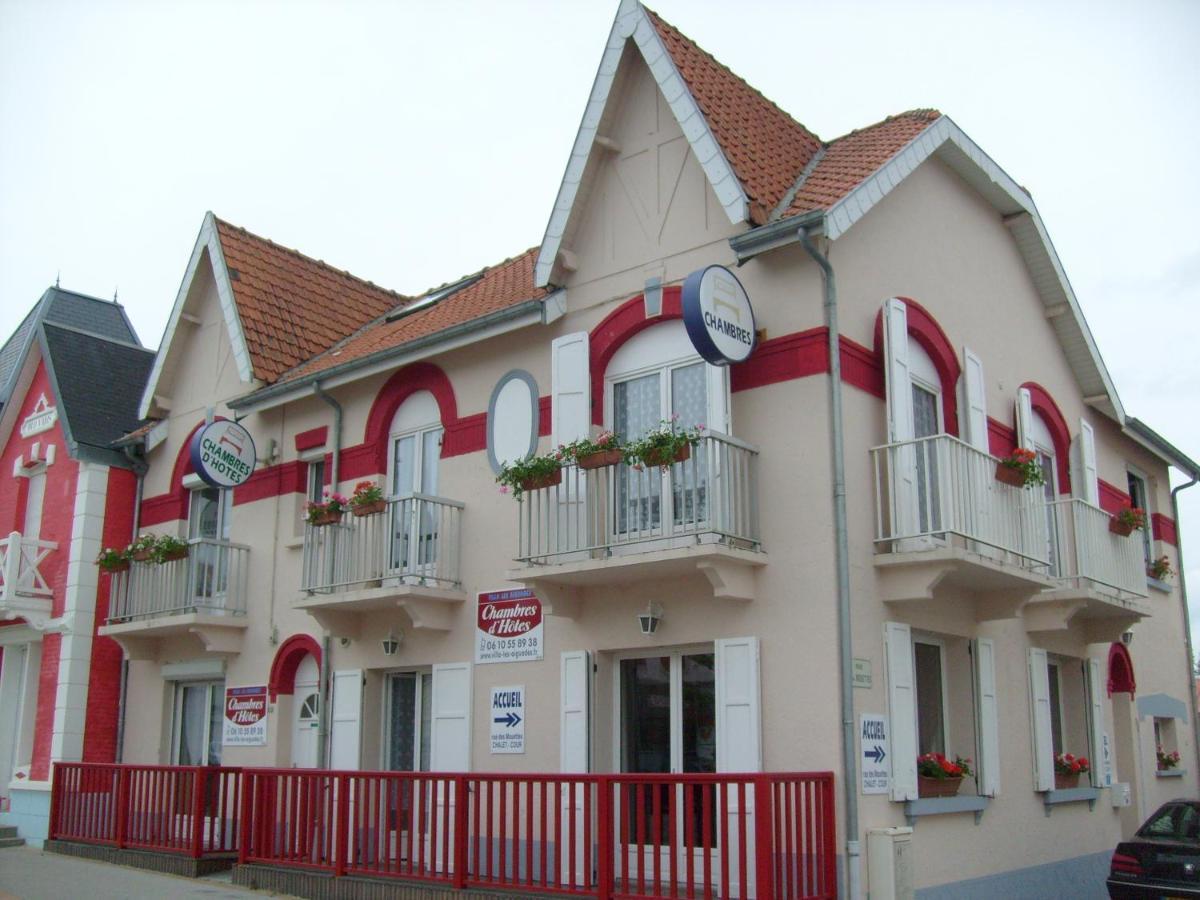 villa les aiguades (france fort-mahon-plage) - booking