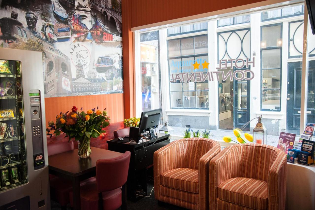 Hotel continental amsterdam 2018 world 39 s best hotels for Continental centre hotel