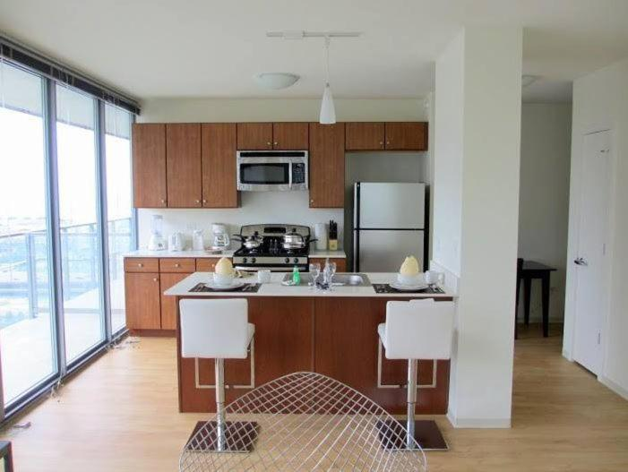 Ferienwohnung Luxury at Lakeshore East (USA Chicago) - Booking.com