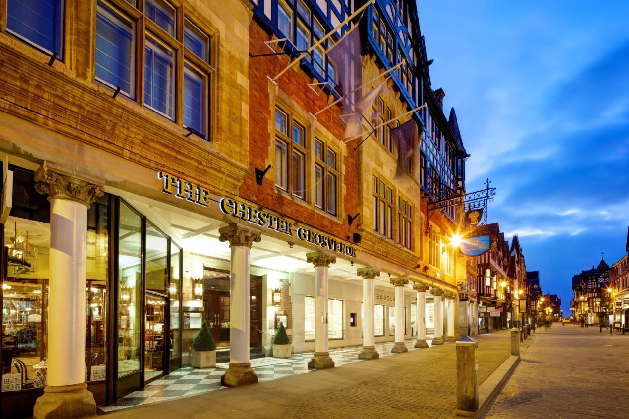 Hotels In Rowton Cheshire