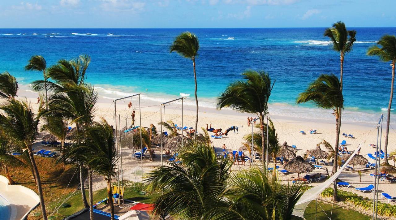 Доминикана! На песчаном пляже Баваро!