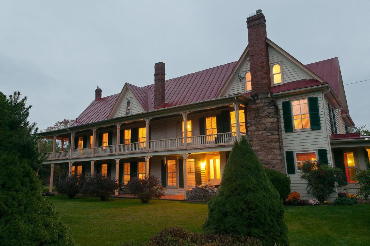 Bed And Breakfasts In Goshen Virginia