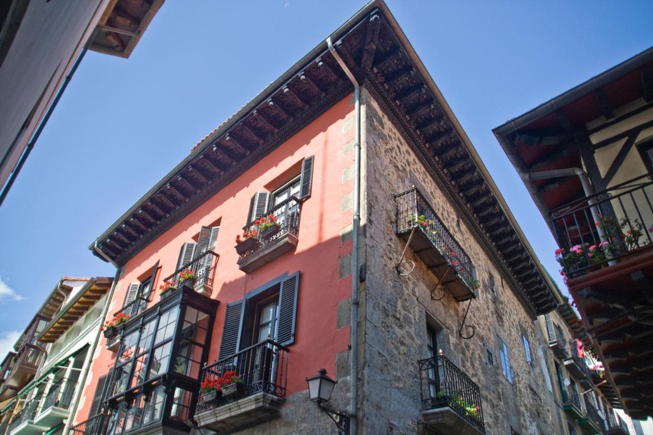 Hotels In Mendexa Basque Country