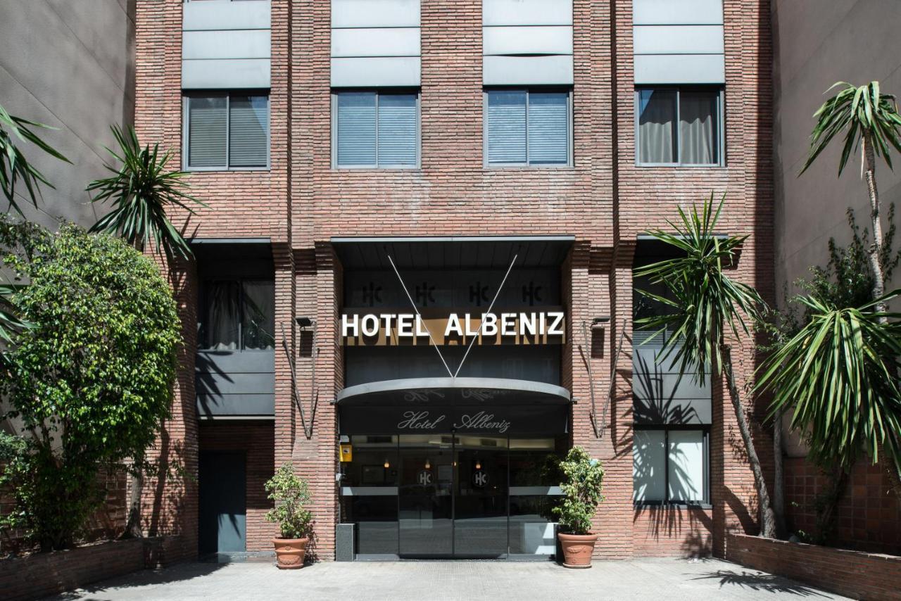 Hotel Catalonia Albéniz