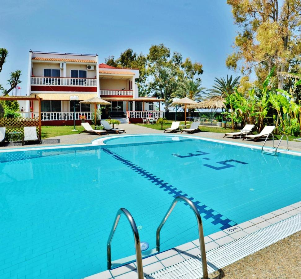 Naturist Angel Nudist Hotel - Couples Only, Rhodes, Greece