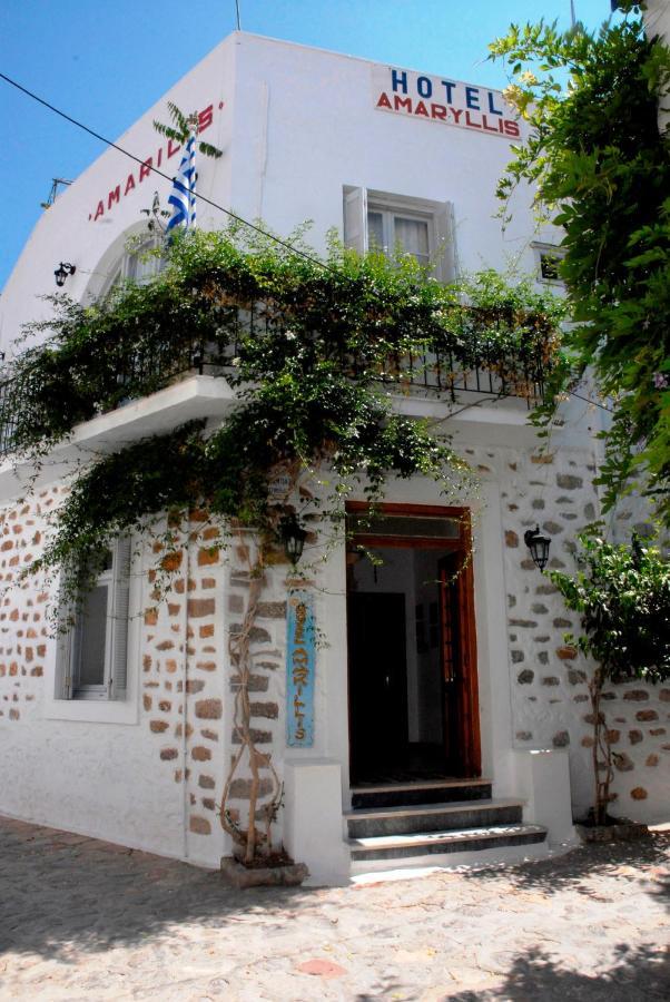 amaryllis hotel hydra
