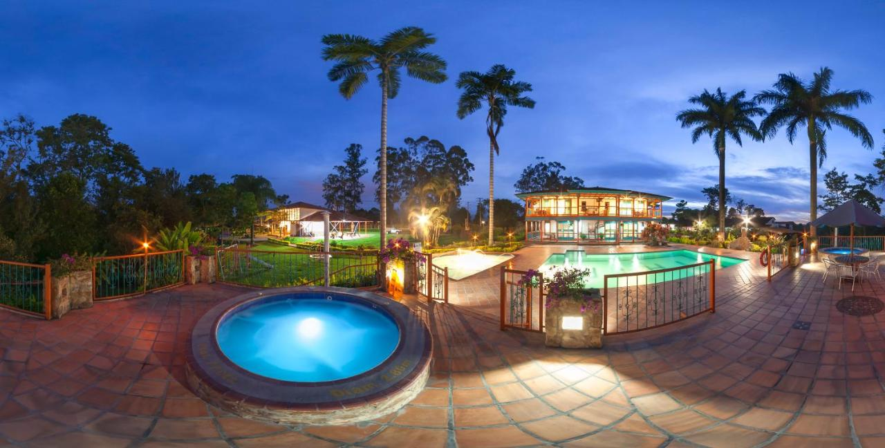 Resorts In Ríoverde Quindio