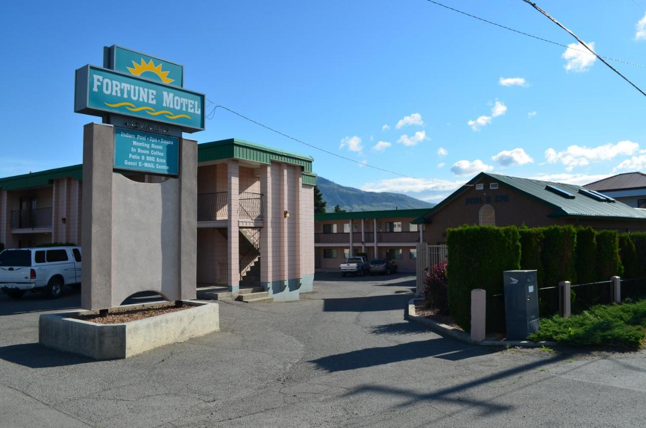 Hotel Fortune Blue Fortune Motel Kamloops Canada Bookingcom
