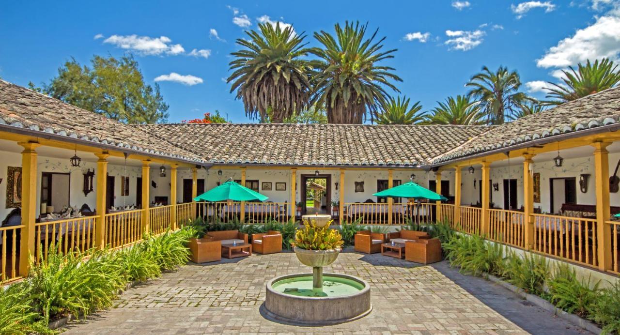 Hotels In Hacienda Zuleta Imbabura