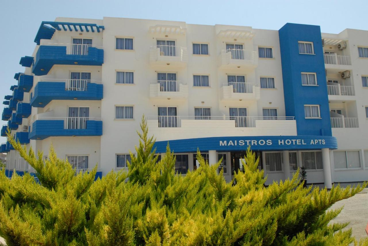 Hotel Maistros Hotel Apts Class A 4 (Cyprus, Protaras): description, reviews 64