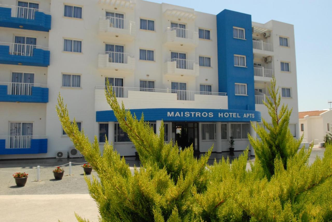 Hotel Maistros Hotel Apts Class A 4 (Cyprus, Protaras): description, reviews 36