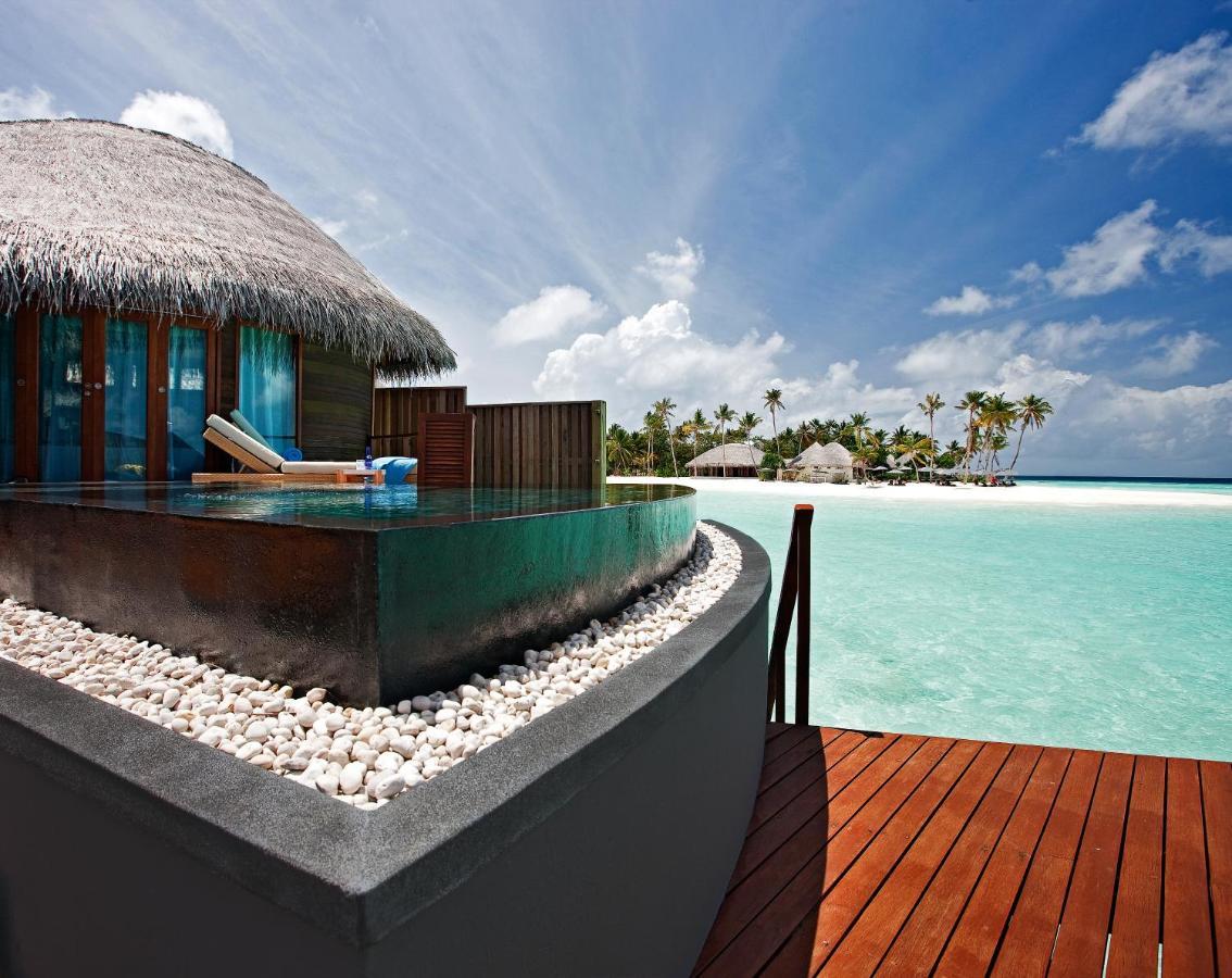 Отдых на Мальдивах бунгало